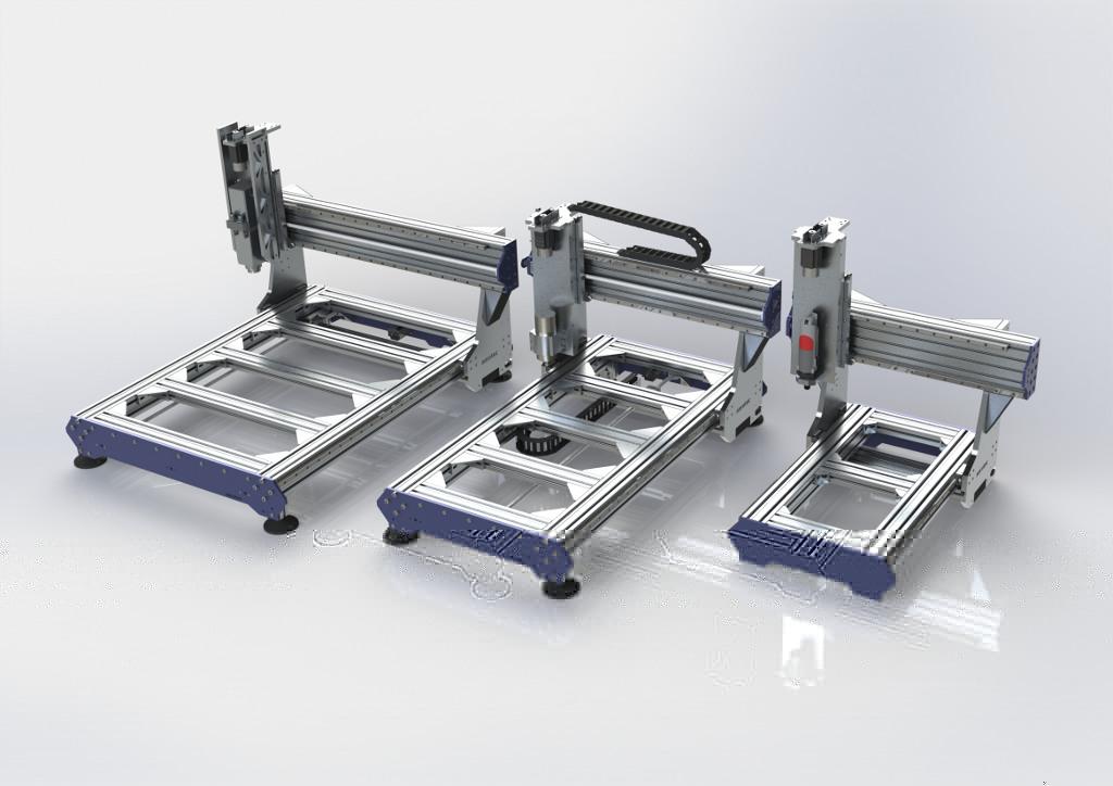 Aus einer CAD Konstruktion reift ein neues Produkt - Sorotec - CNC-Area